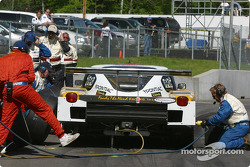 Pitstop for #54 Bell Motorsports Pontiac Doran: Forest Barber, Terry Borcheller, Andy Pilgrim