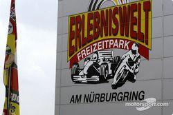 Welcome to N��rburgring