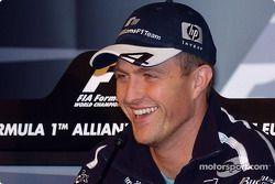 basın toplantısı: Ralf Schumacher