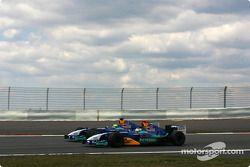 Felipe Massa ve Giancarlo Fisichella