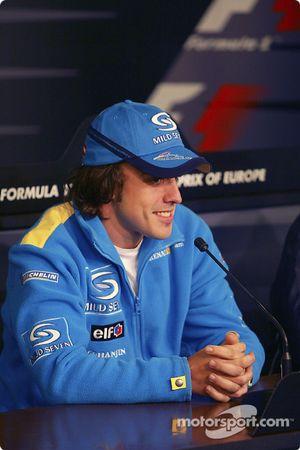 basın toplantısı: Fernando Alonso