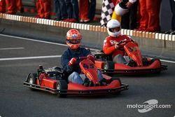 Karting, Kerpen: Michael Schumacher ve Rubens Barrichello