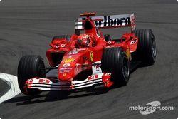 Михаэль Шумахер, Ferrari F2004