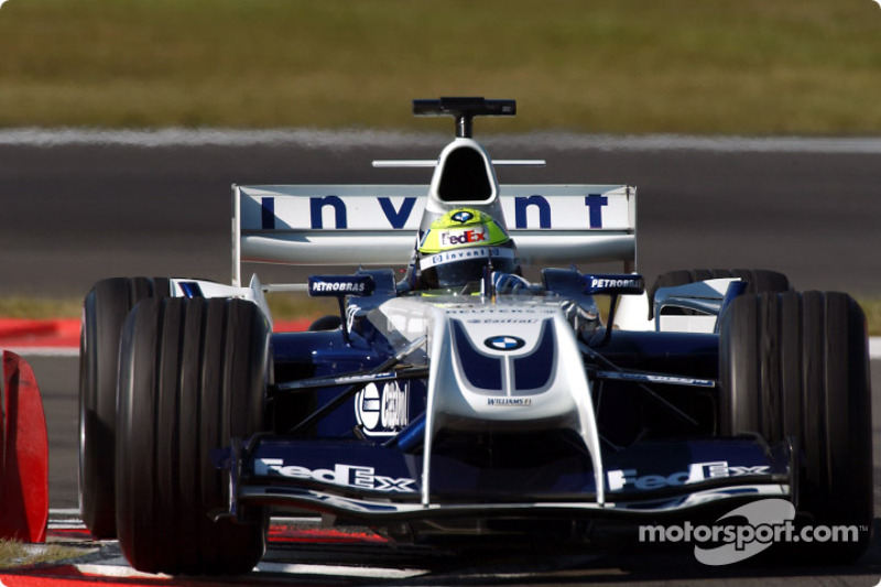 2004: BMW Williams FW26