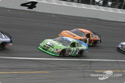 David Green et Jamie McMurray