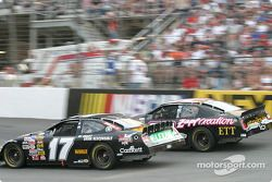 Matt Kenseth et Hermie Sadler