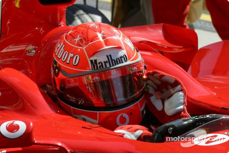 60. Europa 2004, Ferrari F2004