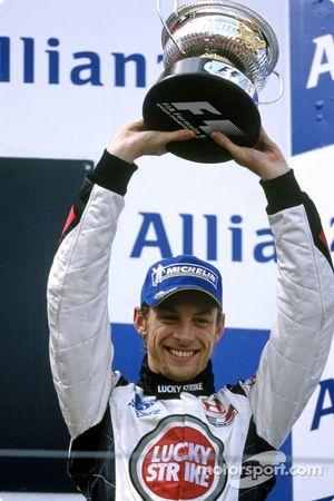 Podyum: Jenson Button