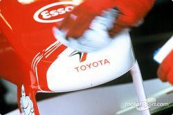 Toyota F1 garajı