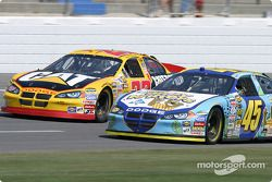 Scott Wimmer et Kyle Petty