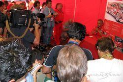 Conférence de presse : Corrado Provera