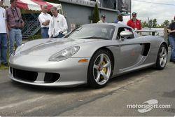 Porsche Carrara