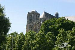 Beautiful Cathédrale St. Julien in Le Mans