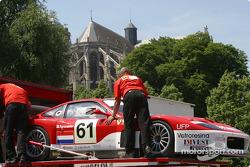 Le Barron Connor Racing retourne au circuit après les vérifications techinques