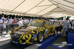 La Porsche 911 GT3 RS n°83 du Seikel Motorsport sur la scène 1