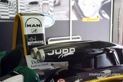 Judd power, racing for Holland