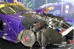 TVR: Steel tubes and carbon fibre