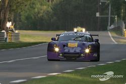 La TVR 400R n°96 du Synergy Motorsport (Lawrence Tomlinson, Nigel Greensall, Gareth Evans)