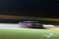 Photo artistique de la TVR 400R n°89 du Synergy Motorsport (Bob Berridge, Chris Stockton, Michael Caine)