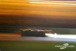 Photo artistique de la WR n°24 du Welter Racing (Yojiro Terada, Patrice Roussel, Olivier Porta)