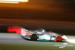 Photo artistique de l'Audi R8 n°2 du Champion Racing (JJ Lehto, Emmanuele Pirro, Marco Werner)