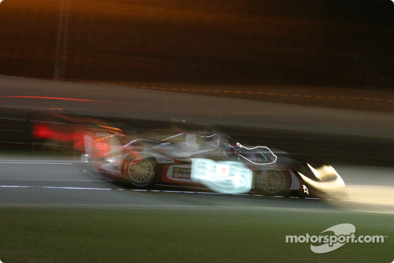 Artistic impression of the #5 Audi Sport Japan Team Goh Audi R8: Seiji Ara, Rinaldo Capello, Tom Kri