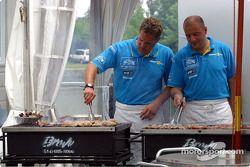 Chefs de Renault F1