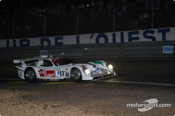 La Panoz Elan n°11 du Panoz Motor Sports (Pierre Bourdais, Jean Luc Blanchemain, Roland Berville)