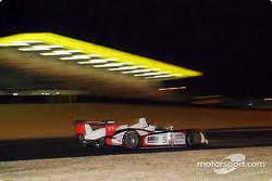 L'Audi R8 n°5 d'Audi Sport Japan Team Goh (Seiji Ara, Rinaldo Capello, Tom Kristensen)