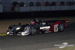 La Dome Mugen n°9 du Kondo Racing (Ryo Fukuda, Hiroki Katoh, Ryo Michigami)