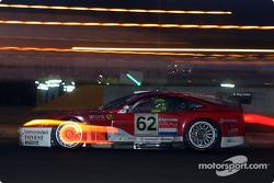 La Ferrari 575 Maranello n°62 du Barron Connor Racing (Mike Hezemans, Jean-Denis Deletraz, Ange-Daniel Barde)