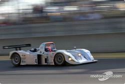 La Lola Judd n°4 du Taurus Sports Racing (Didier André, Benjamin Leuenberger, Christian)