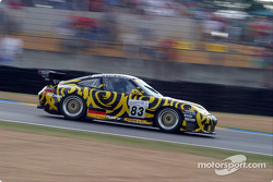 La Porsche 911 GT3 RS n°83 du Seikel Motorsport (Gabriel Rosa, Peter van Merksteijn, Alex Caffi)