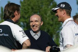 Frank Wiliams et Ralf Schumacher