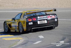La Corvette C5-R n°64 du Corvette Racing (Olivier Gavin, Oliver Beretta, Jan Magnussen)