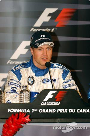 Conferencia de prensa: Ralf Schumacher