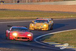 #65 Prodrive Racing, Ferrari 550 Maranello: Colin McRae, Rickard Rydell, Darren Turner