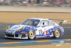#75 Thierry Perrier Porsche 911 GT3 RS: Ian Khan, Nigel Smith, Tim Sugden