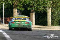 La Porsche 911 GT3 RSR n°86 du Freisinger Motorsport (Alexei Vasiliev, Nikolaj Fomenko, Robert Nearn)