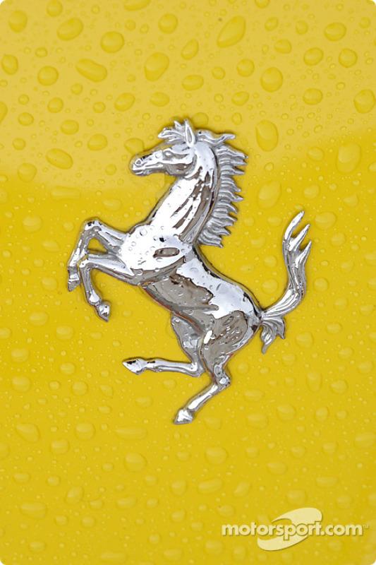 Le cheval Ferrari