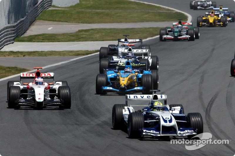 GP com mais pilotos desclassificados