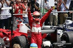 Winnaar Michael Schumacher