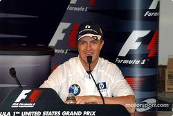Conferencia de prensa del jueves: Ralf Schumacher