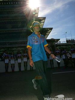Présentation des pilotes : Fernando Alonso