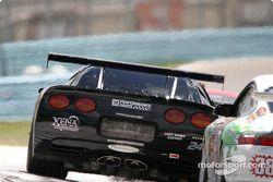 #24 Specter Werks/Sports Corvette: Jeff Nowicki, Tom Bambard