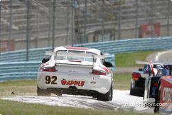 #92 Apple Motorsports Porsche GT3 Cup: Guy Cosmo, Gary Stewart, Bob Gilbert