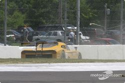 La Pontiac Crawford n°39 du Silverstone Racing Services (Chris Hall, Larry Huang, Andrew Davis) dans