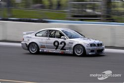 La BMW M3 n°92 de John Munson et James Sofronas