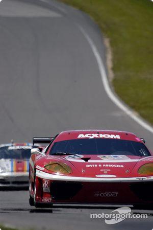 #11 of Iradj Alexander and Edi Gay - Ferrari 360 GT