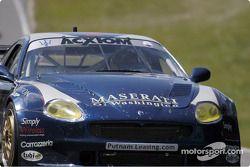 La Maserati n°33 de Jeff Barbosa, Emil Assentato et Stephen Earle